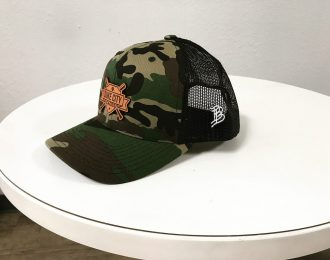Camo Duke City Hat