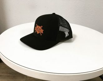 Black Duke City Hat